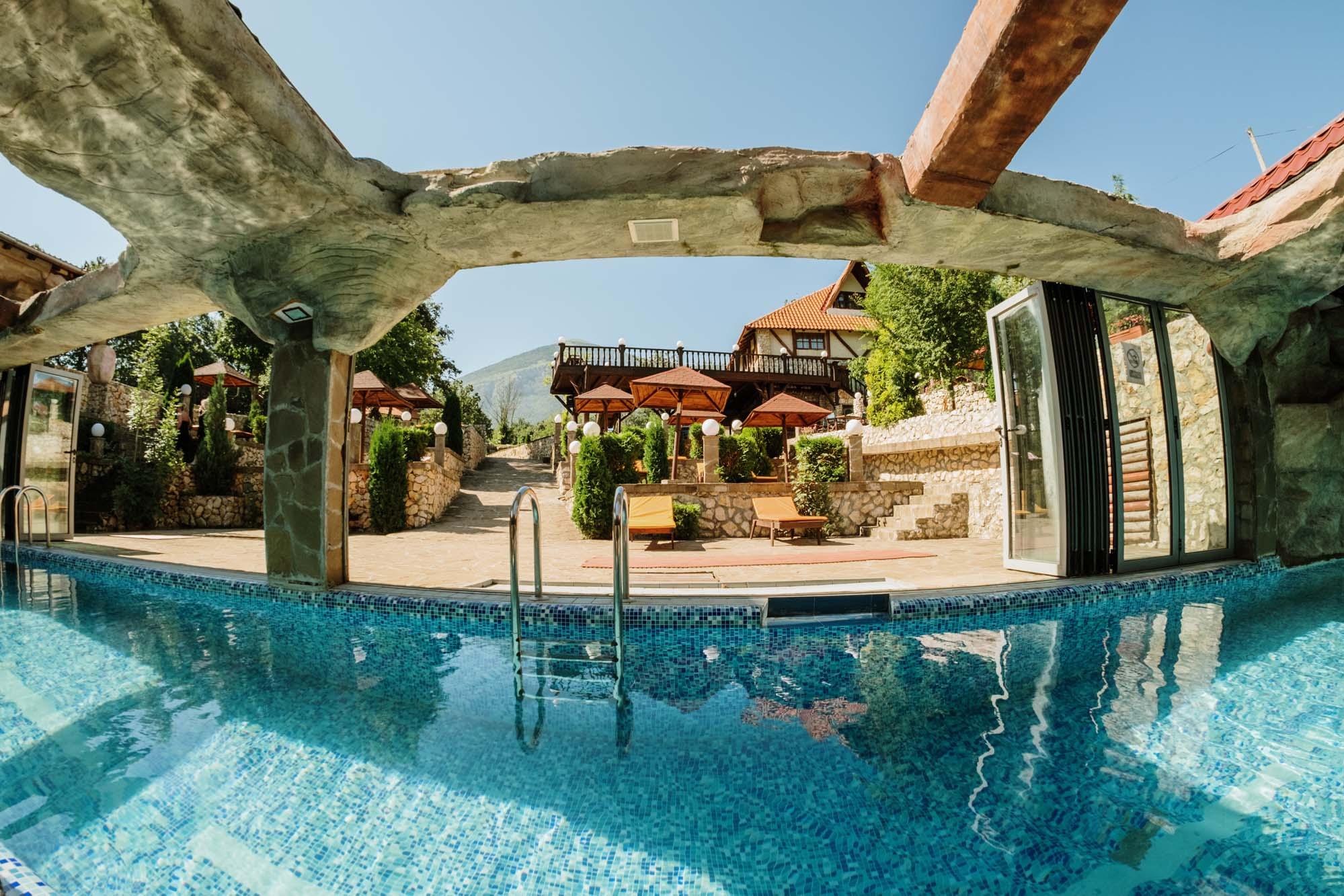 Egzotični bazen