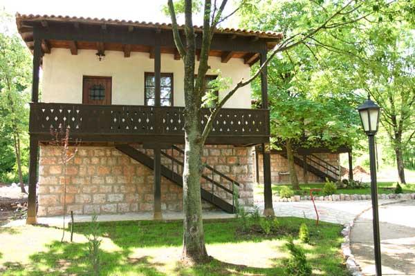 Hotel Rtanj Balašević smeštaj bungalovi