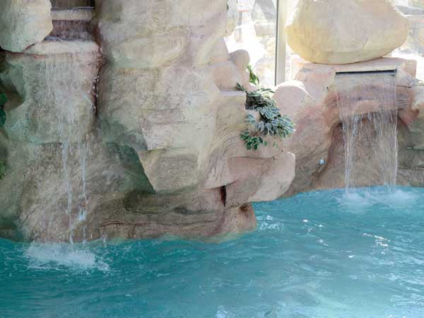 Hotel Rtanj Balašević vodeni slapovi