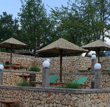 Hotel Rtanj Balašević egzotični bazen